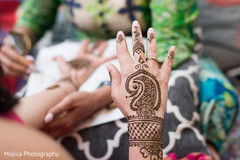 Marvelous Indian wedding decorative mehndi designs.