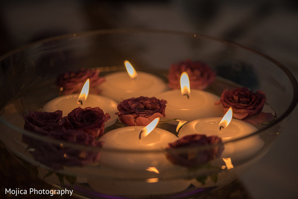 indian wedding table decor,indian wedding table flowers,indian wedding candle decor