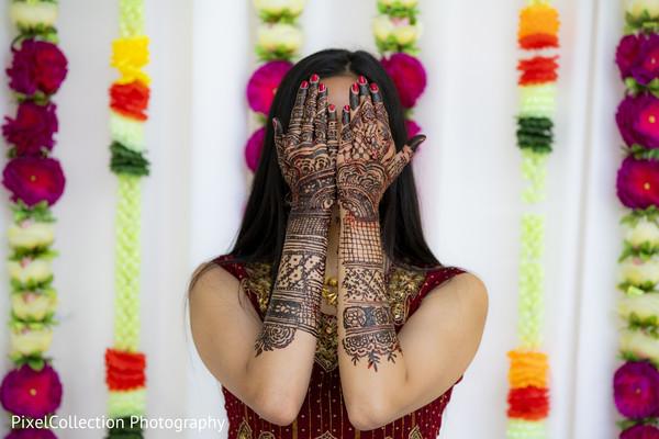 indian wedding gallery,indian bride,bridal mehndi