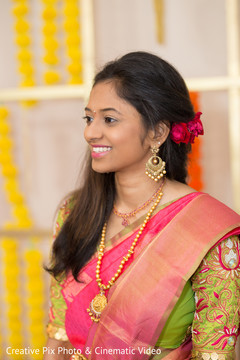 See this beautiful indian bride