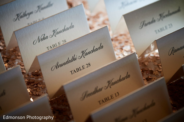 indian wedding reception,indian wedding table cards