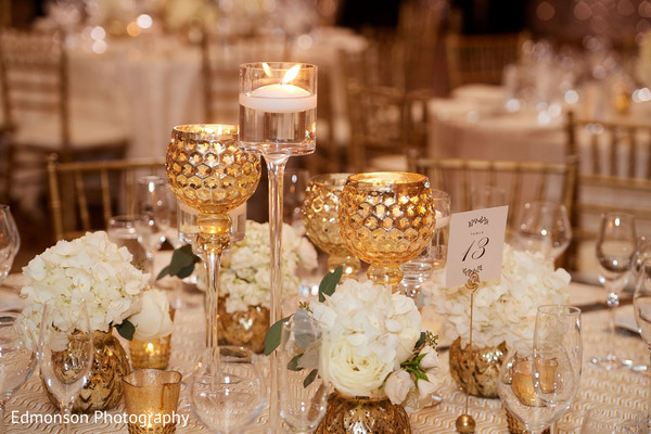 indian wedding flowers decor,indian wedding table,indian wedding reception decor