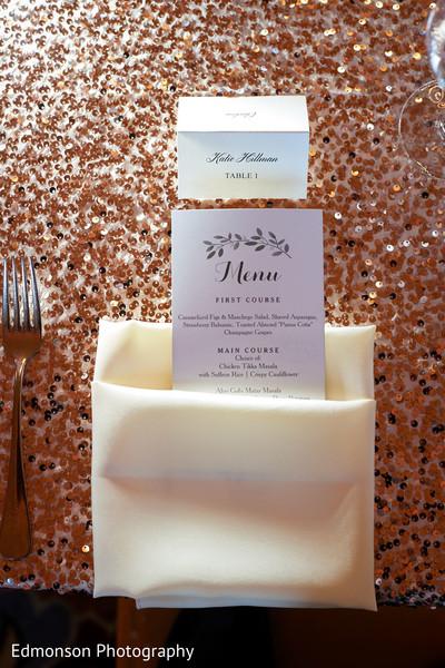 indian wedding menu card,indian wedding table,indian wedding reception decor