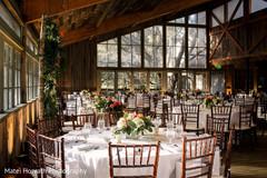 Amazing indian wedding reception decor