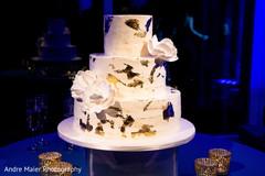Fabulous indian wedding cake design