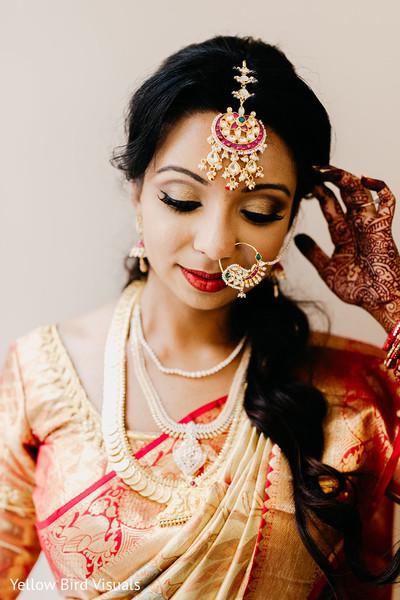 Fantastic indian bridal jewelry