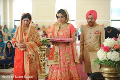 Don't miss this Indian wedding ceremony ritual scene.