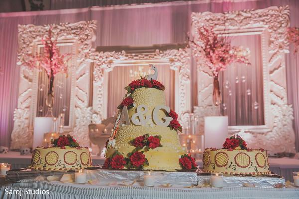 indian wedding decor,indian wedding flowers,indian wedding cake