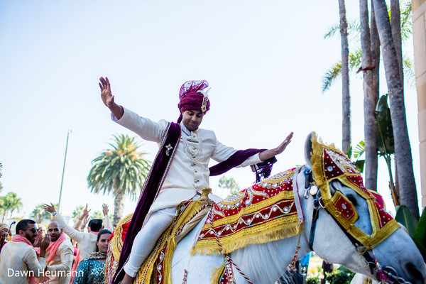 indian pre-wedding celebration,baraat,indian wedding horse