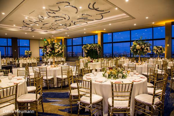 indian wedding reception,indian wedding table setup,indian wedding decor