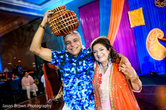 Sangeet guests capture