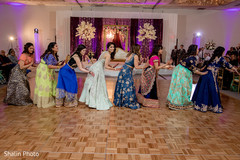 Dazzling dance performance during reception.