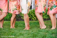 Marvelous indian bridal mehndi for feet