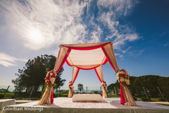 Amazing mandap decor