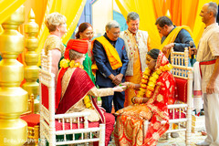 Take a look at this traditional Indian wedding ceremony.
