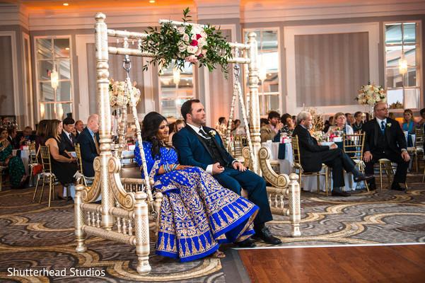 indian wedding,indian couple,jhula