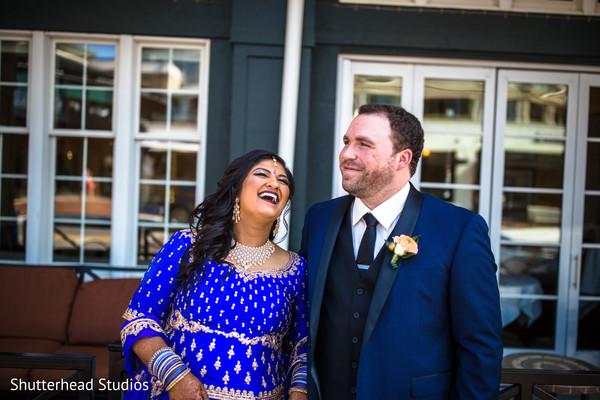 blue lengha,bridal fashion