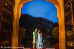 Dreamy indian lovebirds photoshoot