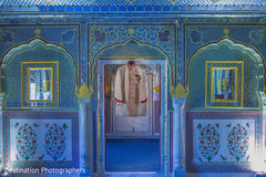 Indian groom sherwani photography