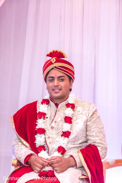Indian groom fashion
