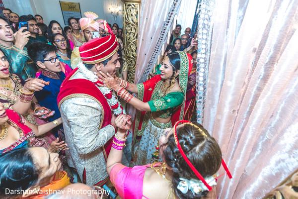 Lovely pre wedding ceremony rituals