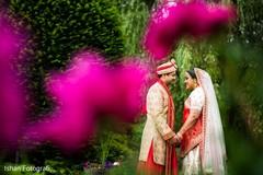 Romantic indian wedding photography