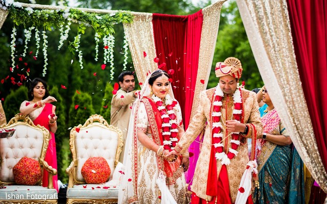 indian wedding,indian bride fashion