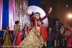 Wonderful Indian Garba performance.