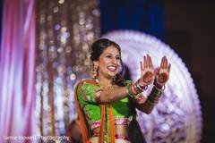 Indian sangeet dancer capture.