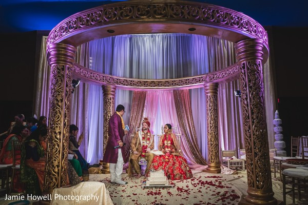 indian wedding ceremony fashion,mandap,indian wedding rituals,indian bride and groom