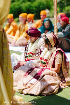 Lovely indian ceremony