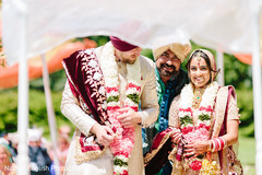 Lovely indian wedding ceremony capture