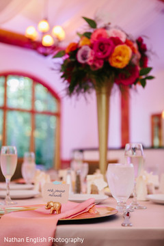 Wonderful floral decor