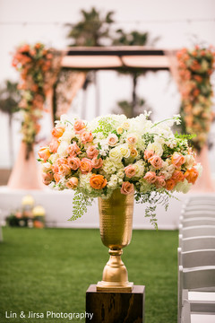 Creative floral decor