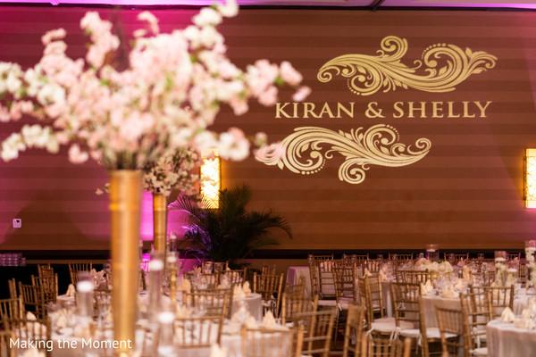 indian wedding reception decor,indian reception lights,indian reception table setup