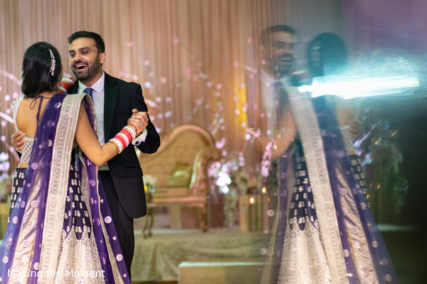 indian bride and groom,indian wedding reception,indian wedding reception fashion