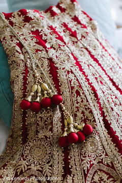 Beautiful indian bride lengha skirt
