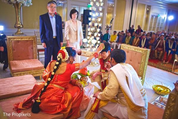 Capture of the Telugu Ritual.