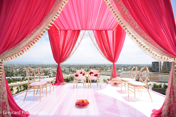 mandap,wedding aisle,indian wedding ceremony decor,flowers decor