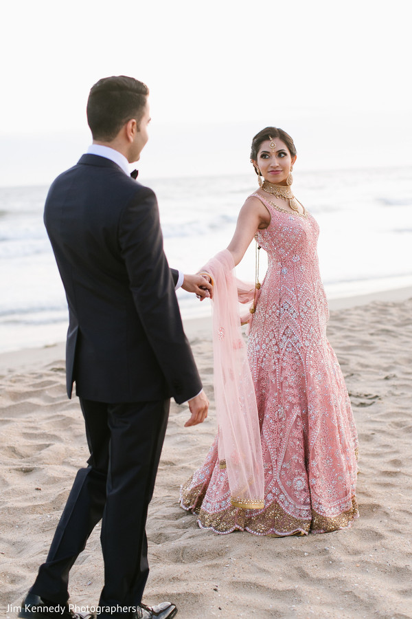 Indian Wedding Reception Fashion Ideas Photo 186875