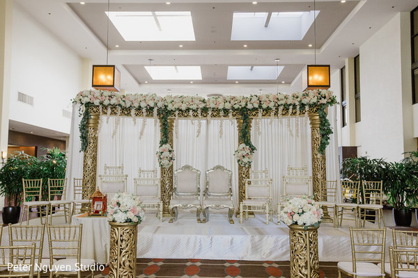 indian wedding floral and decor,indian wedding rentals