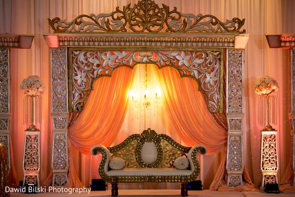 reception,lightning,colorful,indian wedding