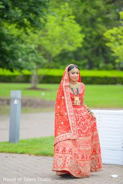 Lovely indian bride