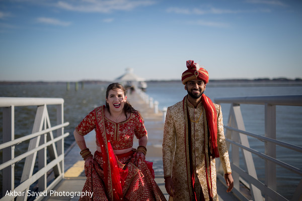 indian bride,indian groom,newlyweds,sari