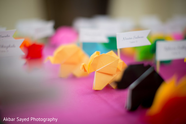 origami,indian wedding,guests,indian rituals