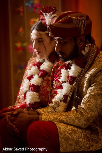 newlyweds,indian wedding,spiritual,sari