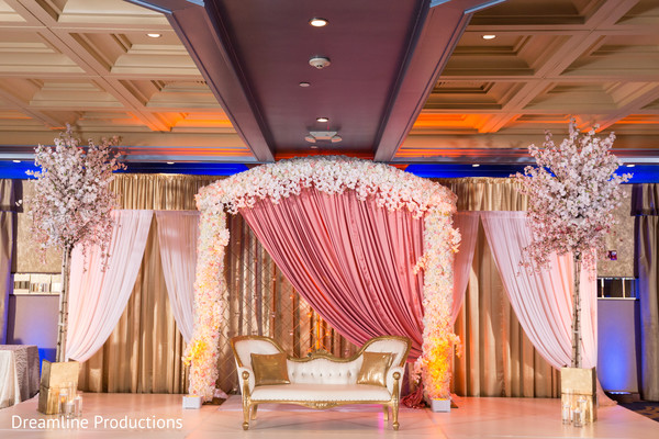 draping,indian wedding,lightning,decoration