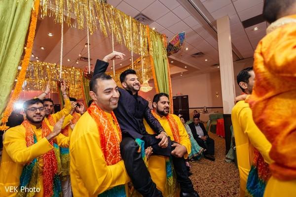 indian groom,groomsmen,indian wedding