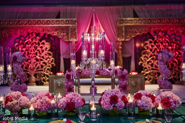 indian wedding reception,indian wedding reception table,indian wedding table decor