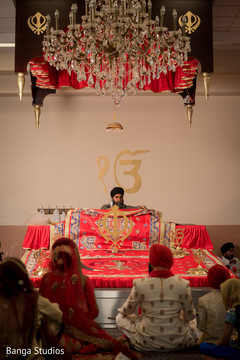 Stunning Indian wedding ceremony capture.